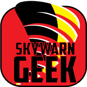 Skywarn Geek 5x5