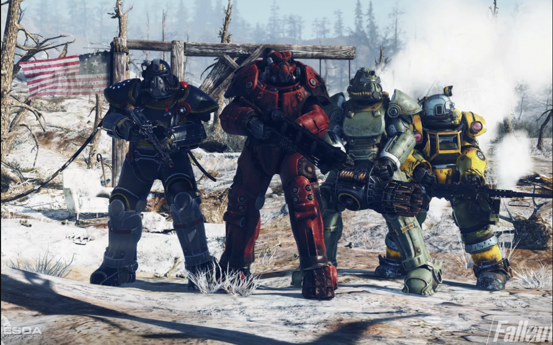 Fallout 76 players will get free Fallout games on PC